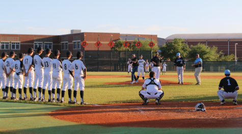 Baseball honors first responders with appreciation night