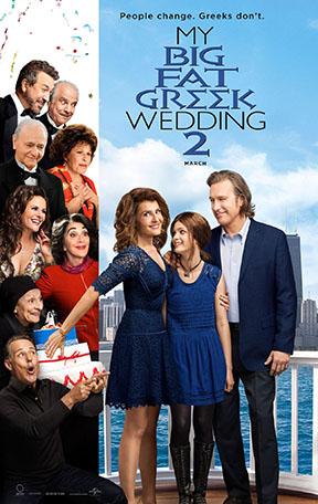 My Big Fat Greek Wedding Two