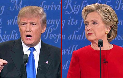 First presidential debate emphasizes personalities, not issues
