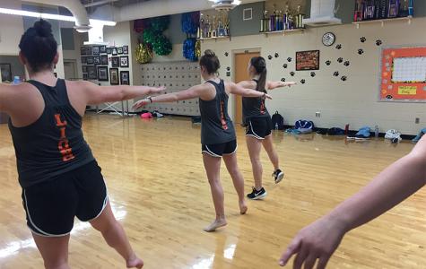 Dance team teaches rhythm, moves
