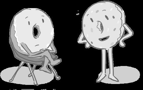 Donuts reflect human traits