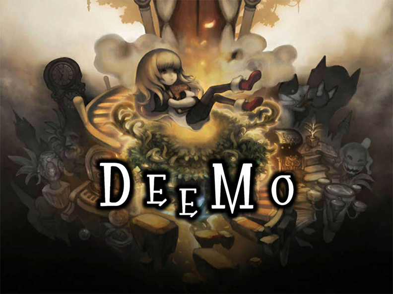 Deemo draws players into world