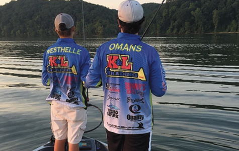 Fishing teams catch opportunity for national competition