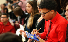 Inaugural Career Day connects students to professionals