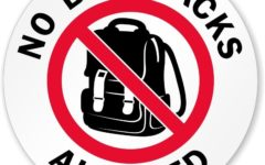 Backpacks banned from stadium events