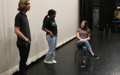 Theatre production process requires intense preparation