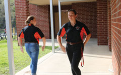 NJROTC drills precision in competitions