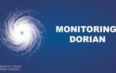 Update: Hurricane Dorian misses Florida, heads towards the Carolinas