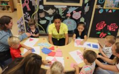 Little Lions preschool welcomes new class