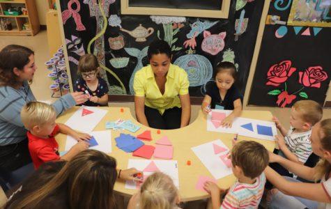 Little Lions preschool welcomes new class
