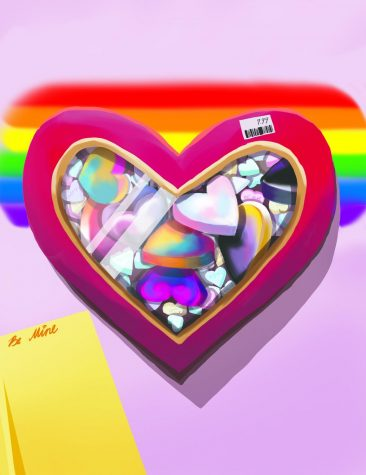 Love is Love: LGBTQ+ students share thoughts on Valentine's Day
