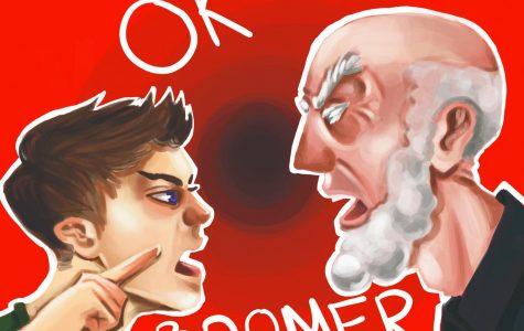 'OK, Boomer' fuels generational debate on campus