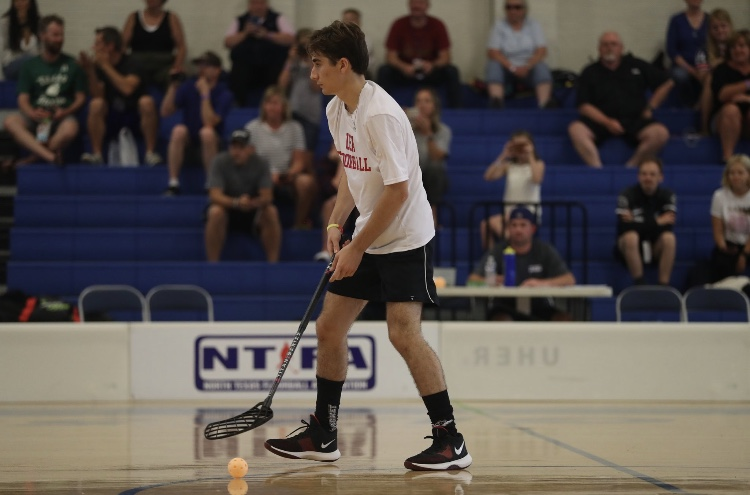 Floorball finds new ground with OHS students