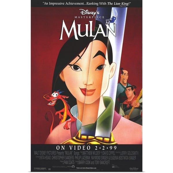 Mulan+1998