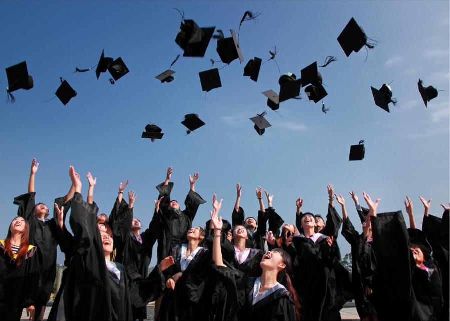 Plea from a senior: At least keep graduation