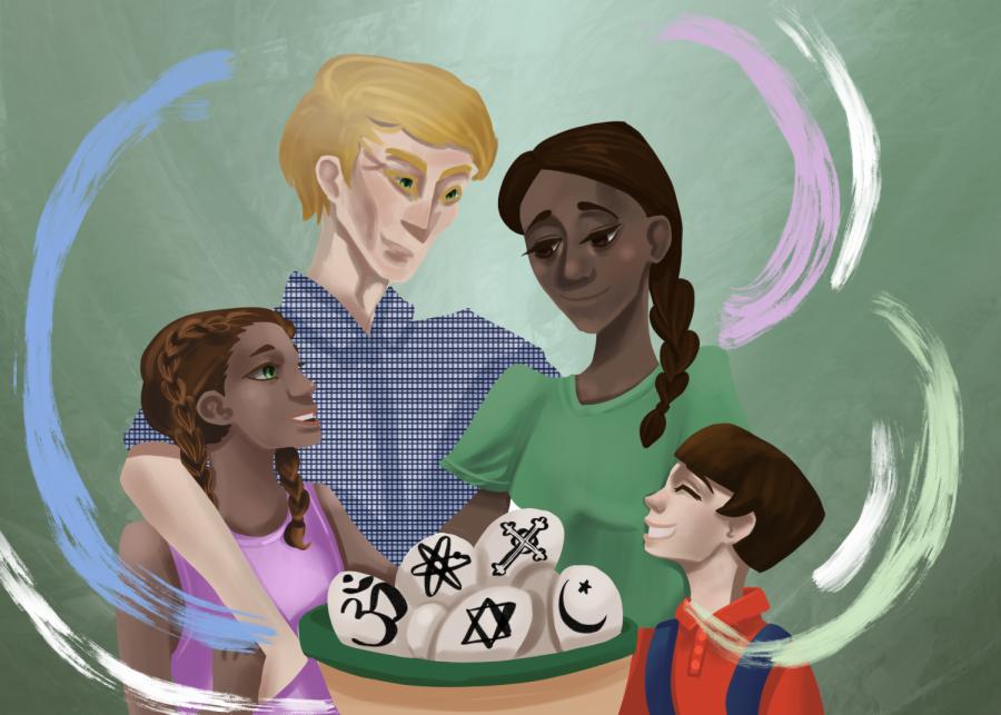 Illustration by Veronika Maynard