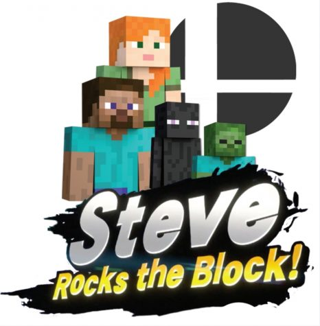 Steve Joins Super Smash Bros. Ultimate