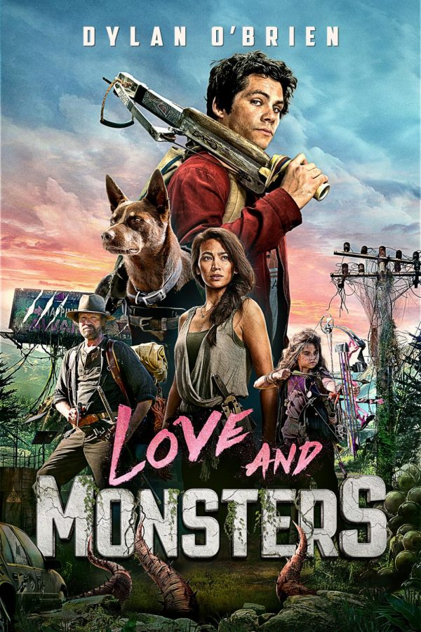 The sweet and strange Love and Monsters surprises audiences
