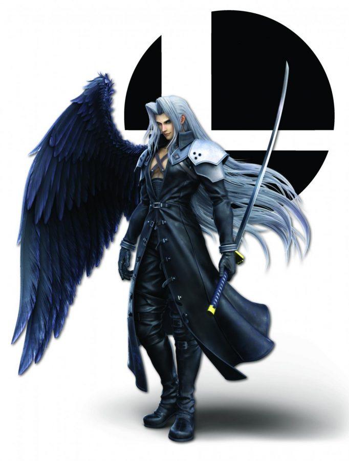 Sephiroth soars into Super Smash Bros. Ultimate