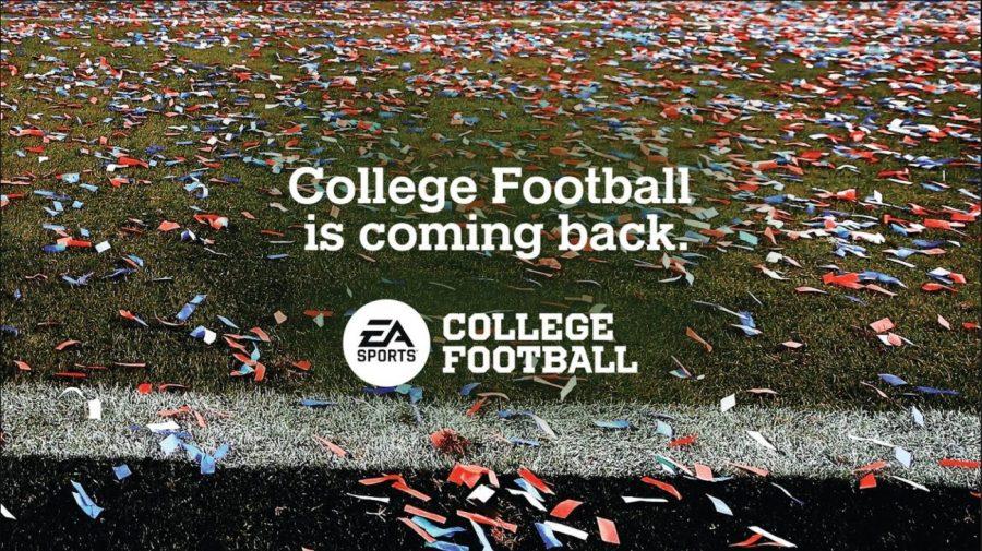 EA's 'NCAA' set to make it's big return soon