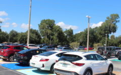Change in security causes student parking shortage